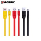 CABLE USB to MICRO REMAX 1m RC001M (đen android)