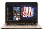 Asus X505BA-BR312T/ Gold Metal AMD A9-9425 4GB 1TB 15.6 Window10